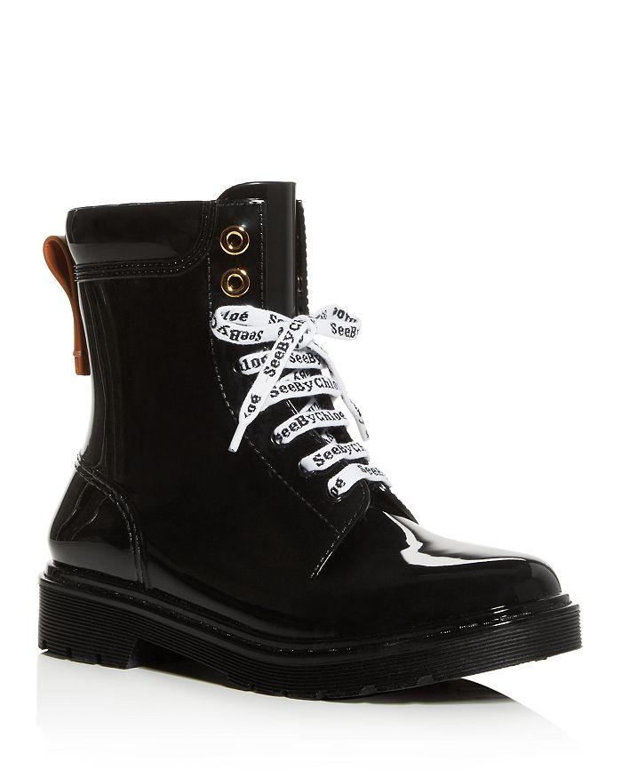 See by Chloé - Women's Florrie Rain Boots