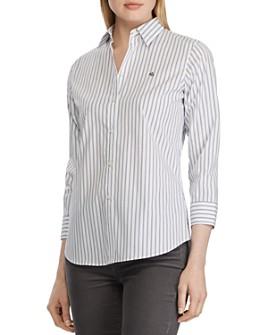 Ralph Lauren - Striped Button-Down Shirt