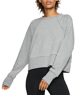 Nike - Get Fit Lux Cropped Sweatshirt