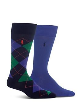 Polo Ralph Lauren - Dress Socks - Pack of 2