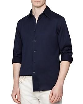 REISS - Florence Regular Fit Button-Down Shirt