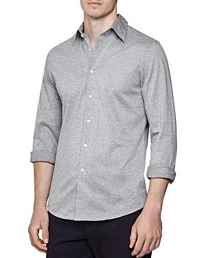 Reiss Florence Regular Fit Button-Down Shirt