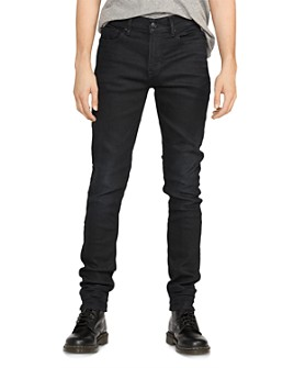 Hudson - Axl Zip Fly Skinny Fit Jeans in Series