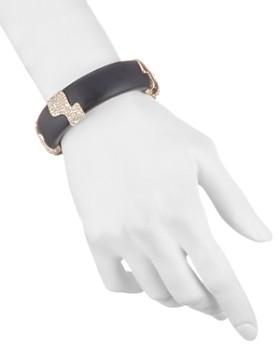 Alexis Bittar - Pavé Crystal Station Hinge Bracelet