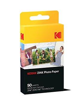 "Kodak - ZINK Photo Paper, 2"" x 3"", Pack of 50"