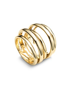 Alexis Bittar - Liquid Gold Layered Ring