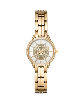 Michael Kors - Allie Link Bracelet Watch, 28mm