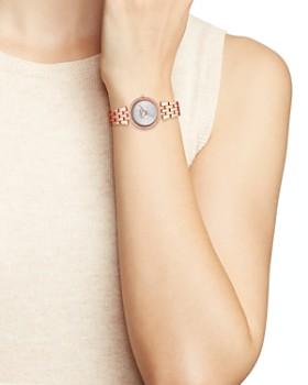 Michael Kors - Darci Rose Gold-Tone Watch, 26mm