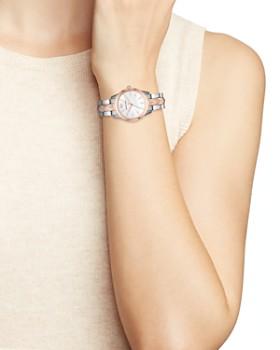 Michael Kors - Runway Mercer Mother-of-Pearl Dial Watch, 28mm