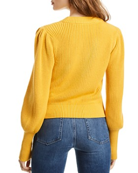 LINI - Max Puff-Sleeve Sweater - 100% Exclusive