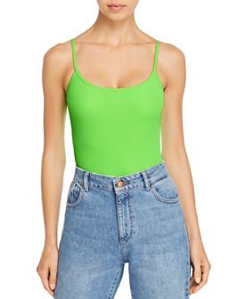 ALIX NYC - Elizabeth Sleeveless Bodysuit