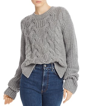 Helmut Lang - Chunky Lambswool Sweater
