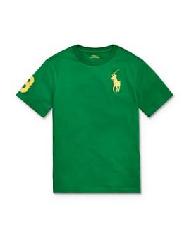 Ralph Lauren - Boys' Big Pony Tee - Big Kid