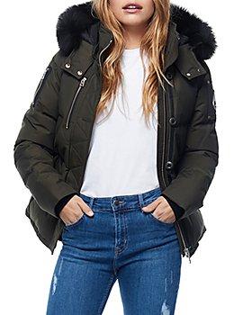 Moose Knuckles - 3Q Fur-Trim Down Coat