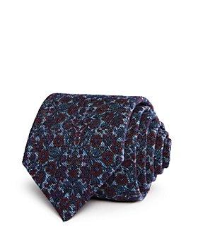 Ledbury - Eldon Floral Damask Classic Tie