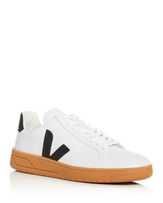 Low 12 Men's In White Sneakers V Top Leather m8wvynPN0O