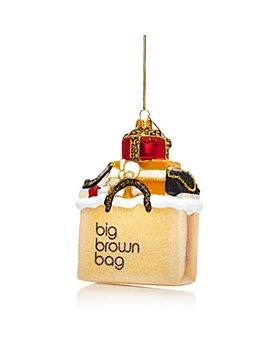 Michael Storrings - Bloomingdale's Shopping Bag Ornament - 100% Exclusive