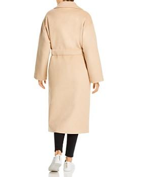 Notes du Nord - Mandy Belted Long Coat