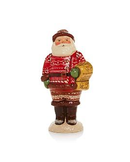 Vaillancourt - American Gingerbread Santa