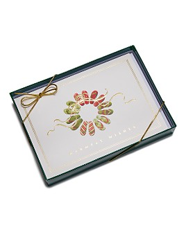 Masterpiece - Flip Flop Wreath Greeting Cards, Box of 16