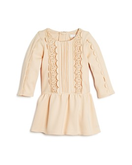 Chloé - Girls' Scalloped Milano Dress - Baby
