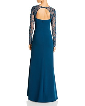 Adrianna Papell - Beaded Mermaid Gown