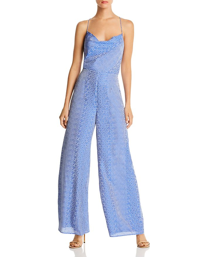 Finders Keepers - Catalina Cowl-Neck Jumpsuit - 100% Exclusive