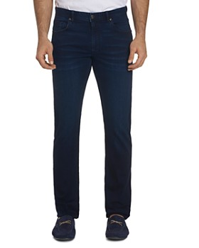 Robert Graham - Frollo Straight Slim Jeans in Indigo