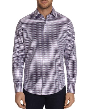 Robert Graham - Hackman Check-Pattern Classic Fit Shirt
