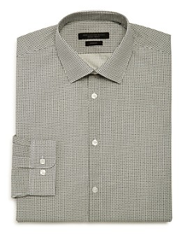 John Varvatos Star USA - Wrinkle Resistant Slim Fit Dress Shirt