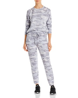 Beyond Yoga - Beyond Yoga Camo Sweatshirt & Sweatpants