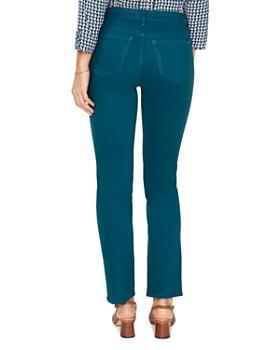 NYDJ - Sheri Slim Jeans in Blueberry Fields