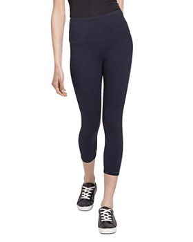 Lyssé - Cotton Stretch Cropped Leggings