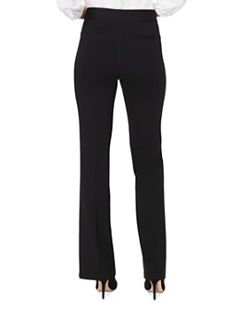 NYDJ - High-Rise Wide-Leg Ponte Pants - 100% Exclusive