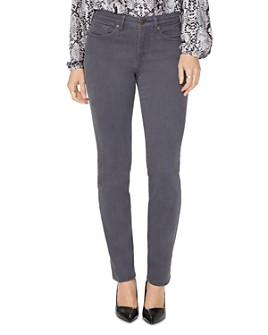 NYDJ - Sheri Slim Jeans in Vintage Pewter