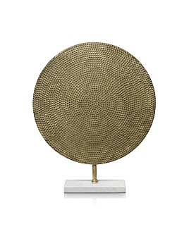 Jamie Young - Nile Medium Disc Sculpture