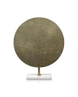 Jamie Young - Cleopatra Large Disc Sculpture