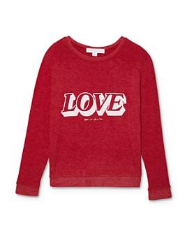 Spiritual Gangster - Girls' Love Sweatshirt - Big Kid