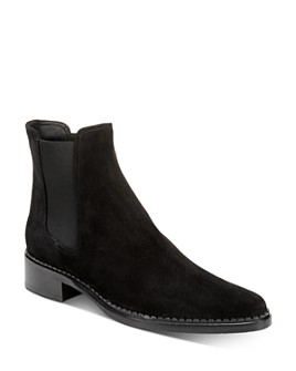 Vince - Women's Denver Round Toe Ankle Booties