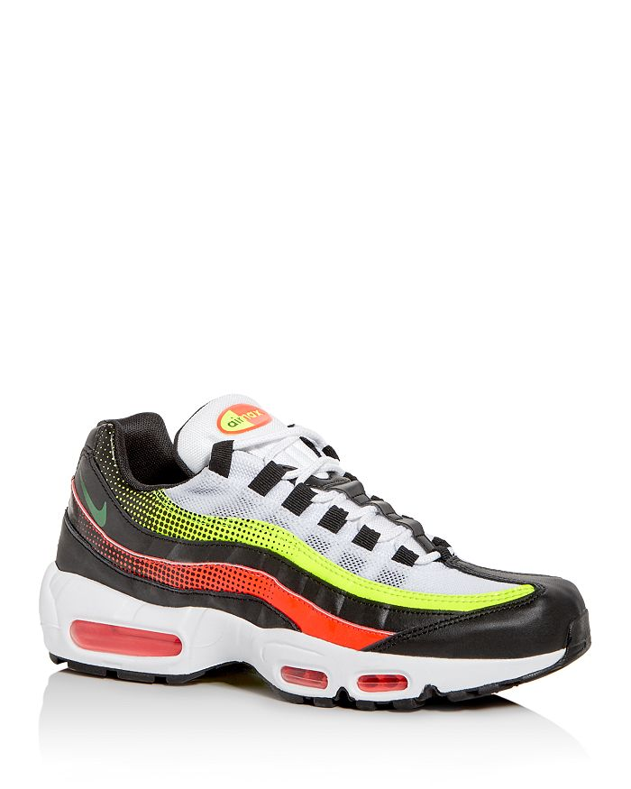 Nike - Men's Air Max 95 SE Low-Top Sneakers