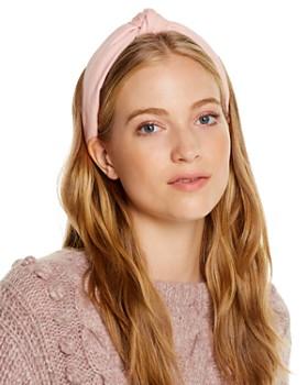 Lele Sadoughi - Woven Knot Headband