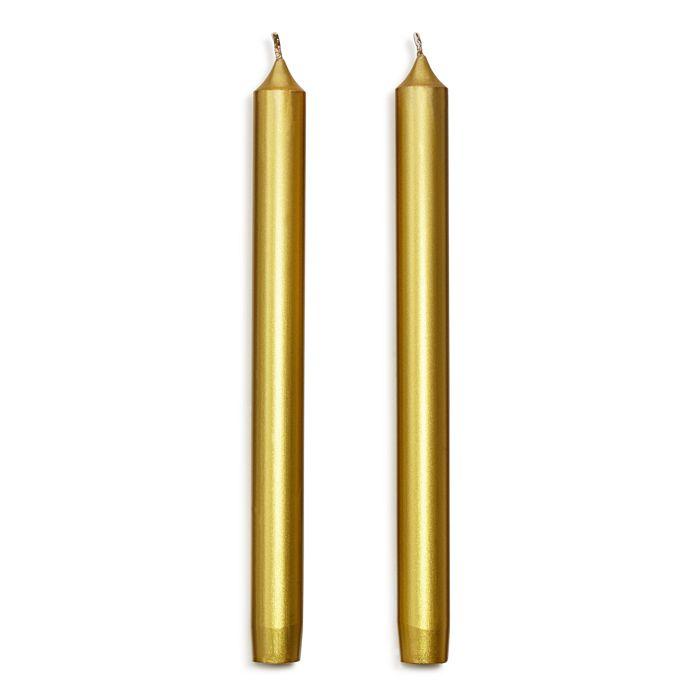 Caspari - Duet Candle, Set of 2