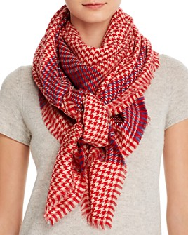 Jane Carr - Woven Wool Scarf