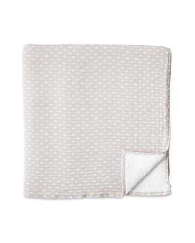 Uchino - Wicker Waffle Pile Bath Towel