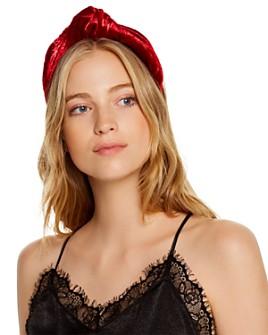 Eugenia Kim - Maryn Shimmery Velvet Headband