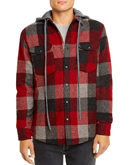 Flag & Anthem - Bondsville Regular Fit Shirt Jacket