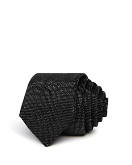 Paul Smith - Narrow Glitter Skinny Tie