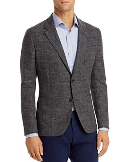 Dylan Gray - Cotton-Blend Tweed Classic Fit Sportcoat - 100% Exclusive