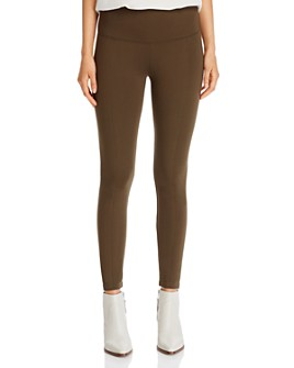 Lyssé - Ponte Leggings with Center Seams