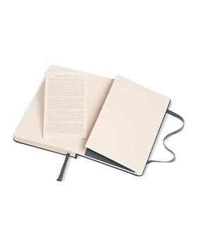 Moleskine - Classic Large Hardcover Ruled Notebook